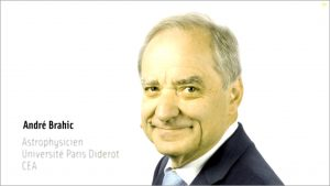 Interview André Brahic