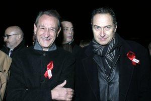 Opening: Bertrand Delanoë, Pierre Maraval.