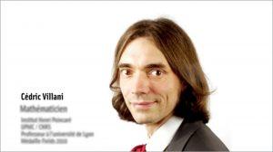 Interview Cédric Villani