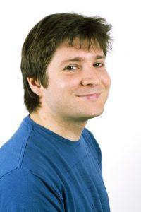 Eric Bapteste, Microbiologiste.
