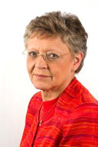 Françoise Barre-Sinoussi, virologue.