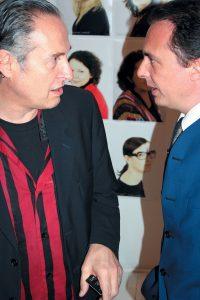 Opening : Pierre Maraval, Rafaël Navarro-Gillard