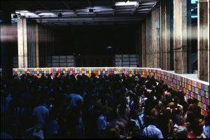 Opening, Pavilion Cuba, Havana.