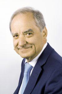 Andre Brahic, astrophysicien.