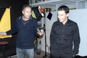 Making of Marc-Olivier Fogiel