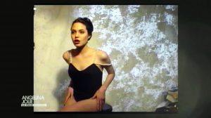 2012 – Angelina Jolie's real life