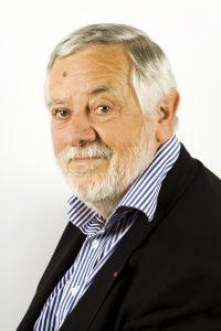 Yves Coppens, paléontologue.