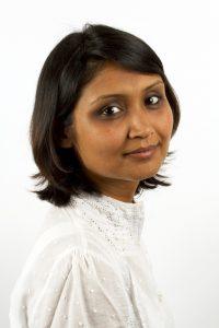 Kanksha Gangar, Biologiste.