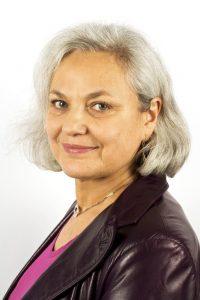 Geneviève Harrous, sociologue.