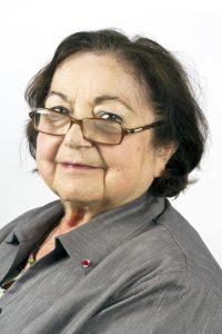 Françoise Héritier, anthropologue.