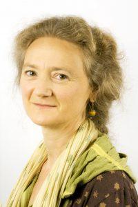 Hélène Joly, Généticienne.