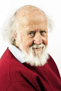 Hubert Reeves, astrophysicien.