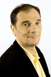 Stéphane Richard, Oncogénéticien.