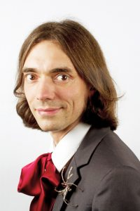 Cédric Villani, mathématicien.