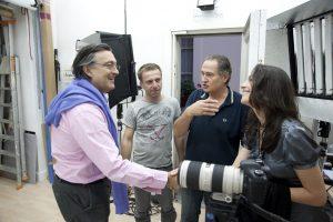 Making of. Francois Bouchet, Aurélien Rocland, Pierre Maraval, Mathilde Sarré-Charrier.