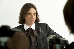 Making of. Cedric Villani.