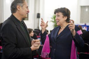 Making of. Pierre Maraval. Roselyne Bachelot, Ministre de la Santé.