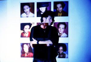 1993 portrait by Jean-Marie Perier