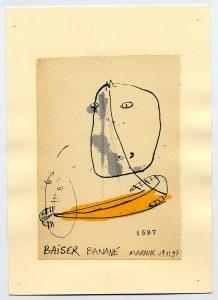 Baiser Banane
