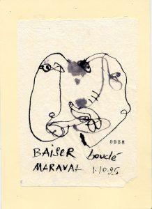 Baiser Bouclé