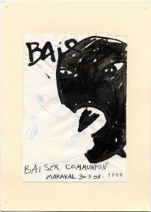 Baiser Communion