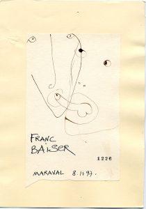 Franc Baiser