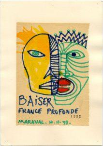 Baiser France Profonde