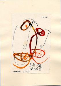 Baiser Mars