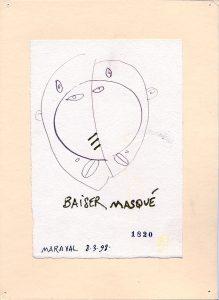 Baiser Masqué 038