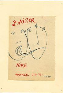 Baiser Nike