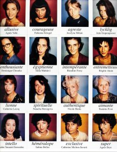 P18 Book Mille femmes