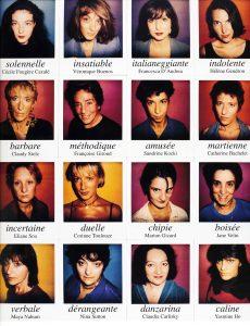 P20 Book Mille femmes
