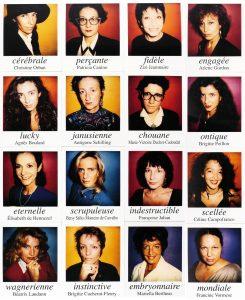 P33 Book Mille femmes