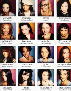 P4 Book Mille femmes