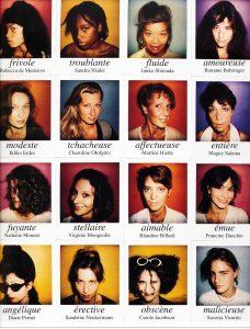 P41 Book Mille femmes