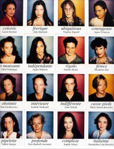 P50 Book Mille femmes