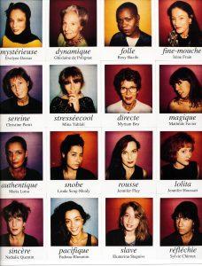 P51 Book Mille femmes