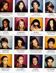 P52 Book Mille femmes