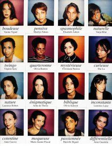 P54 Book Mille femmes