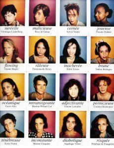 P56 Book Mille femmes
