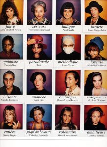 P59 Book Mille femmes
