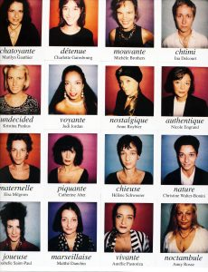 P62 Book Mille femmes