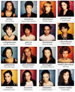 P63 Book Mille femmes