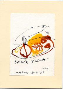 Baiser Pizza
