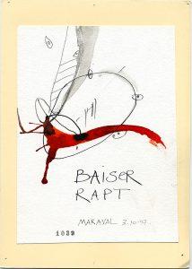 Baiser Rapt