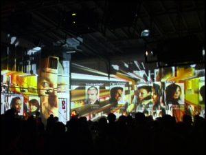 Video performance Nikki Diana Marquardt Gallery