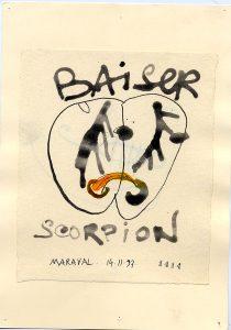 Baiser Scorpion