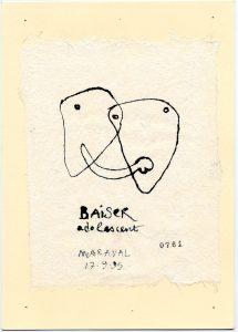 Baiser Adolescent